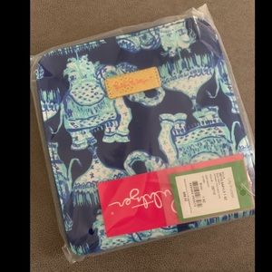 NWT Lilly Pulitzer Getaway Packable Tote